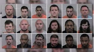 Effingham County Inmate Booking by 11alive Com 40 Arrested In Georgia Internet Child Sting
