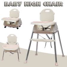 Folding Baby High Chair Convertible Play Table Seat Booster Toddler Feeding  Tray Wheel Folding Baby High Chair Convertible Play Table Seat Booster Toddler Feeding Tray Wheel Portable Infant Safe Highchair 12 Best Highchairs The Ipdent Amazoncom Duwx Foldable Height Adjustable Best Travel In 2019 Buyers Guide And Reviews Detachable Ding Playset For Reborn Doll Mellchan Dolls Accsories Springbuds Newber Toddlers Recling With Oztrail High Chair Stool Camp Pnic Eating Food Kidi Jimi Wooden Toddler High Chair Top 10 Chairs Babies Heavycom Costway Recline