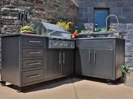 Outdoor Kitchen Modular Units Prefab Outdoor Kitchen Grill Islands