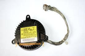cadillac cts bi xenon headls ballast bulb problems replacement