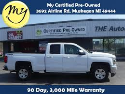 My Certified Used Cars | Vehicles For Sale In Muskegon, MI 49444 Riverside Chrysler Dodge Jeep Ram Iron Mt Vehicles For Sale In Br 25 New Used Cars Cadillac Mi Ingridblogmode Trucks For Sale In Ky Car Models 2019 20 Volvo Dealer Farmington Hills Mi Lafontaine Jackson 49202 Auto Co Fenton 48430 Fine Find Escanaba Michigan Pre Owned Chevy Dually 3500 Pickup Truck 1 Grand Rapids Automax Of Gr 2000 Silverado 2500 4x4 Used Cars Trucks For Sale Serra Chevrolet Southfield Near My Certified Muskegon 49444