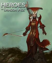Red Lyrium Meredith Hero Art Pinterest