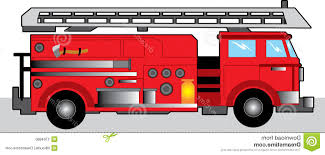 100 Fire Truck Clipart Vintage Free Download Best Vintage