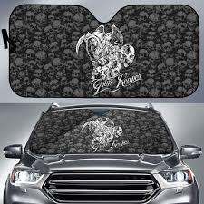 100 Sun Shades For Trucks Grim Reaper Auto Shade VonSkull