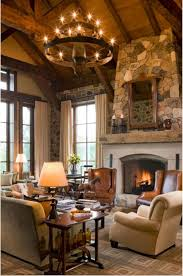 Best 25 Rustic Living Rooms Ideas On Pinterest
