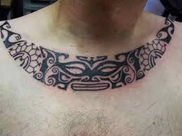 Neck Tattoo 102