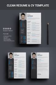 40 Best 2018s Creative Resume CV Templates