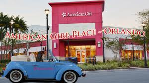 Visit American Girl Place - Florida Mall, Orlando - YouTube