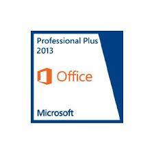 Microsoft fice Professional Plus 2013 Licence Card 1 User