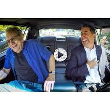 Screen Grab From A Recent Episode Of Comedians In Cars Getting Coffee Featuring Lewis Black