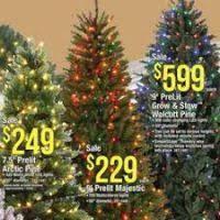 Menards Christmas Trees White by Menards Christmas Sale Christmas Decore