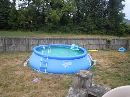 How Should I Level The Ground For My Above Ground Pool? - Home ... The Plastic Kiddie Pool Trash Backwards Blog Intex Aquarium Inflatable Swimming Outdoor Pools Amazoncom Swim Center Family Lounge Toys Games Seethrough Round Above Ground Toysrus 15 X 36 Easy Set Portable By Quick 4 Less And Legacy Blow Up Walmart Backyard At Big Lots Toy Ideas Tedxumkc Decoration And Kids At Ace Hdware Tips Enjoy Your Quality Time With Child Using