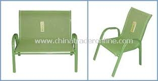 Stacking Sling Patio Chairs by Outdoor Furniture Garden Sling Swivel Chair Patio Furniture