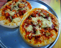 How To Make Paneer Tikka Pizza Homemade Step By