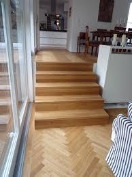 tack tischlerei in lippstadt treppe im wohnzimmer