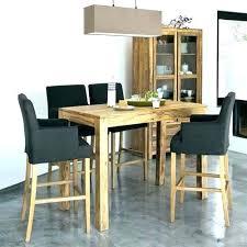 table de cuisine avec tabouret table cuisine avec tabouret table bar pour cuisine table haute