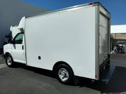 Chevrolet Van Trucks / Box Trucks For Sale ▷ Used Trucks On ...