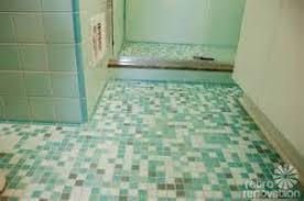 mid century bathroom floor tile mid century retro bathroom tiles