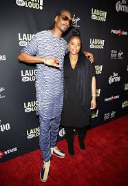 Snoop Dogg At The Launch Of Kevin Harts Laugh Out Loud Network Sheats Goldstein Residence