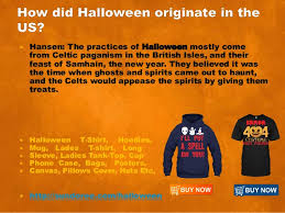 When And How Did Halloween by Halloween History Photo Album Halloween Ideas