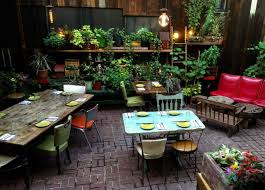 The Breslin Bar And Dining Room Menu by Where To Eat And Drink Outdoors In Nyc While You Still Can