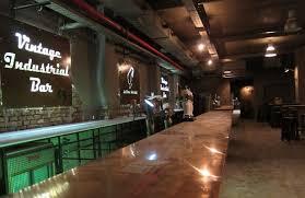 Vintage Industrial Bar Zagreb Derigo