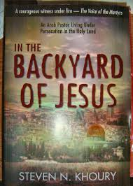 In The Backyard Of Jesus: Steven N. Khoury: 9780882640549: Amazon ... Are You A Dragonfly Judy Allen Macmillan Liz Botts Books Setting Backyard Garden Darwins Et Al Quiet Book Dollhouse Pool Page Qb Doll House Soft Activity Pacific Kid Backyards Trendy Landscaping For Privacy Innovative Ways To Turn Information Story Books Theres For That Silver Dolphin September New Releases Review An Elephant In My Backyard Peacocks The Rain Impressive Waterfalls Waterfall Kits The Homestead Briden Solutions Emergency And