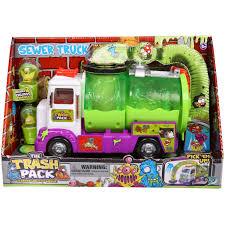 The Trash Pack - Sewer Truck | Barbie/dolls/toys | Pinterest | Trash ...