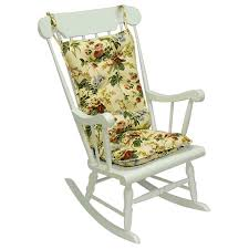 Shop Jewel Floral Standard Rocking Chair Cushion - Free Shipping ... Rocking Chair Cushion Sets And More Clearance Pillows Levo Baby Rocker In Beech Wood With Hibiscus Flower Patio Fniture Cushions At Lowescom Chablis Rose Latex Foam Fill Reversible Surprising Pad Set For Your Home Design Ideas Interesting Glider Elegant Armchair Decor Awesome Comfortable Add Comfort Style To Favorite Amazoncom Barnett Child Seat And Indoor Cracker Barrel