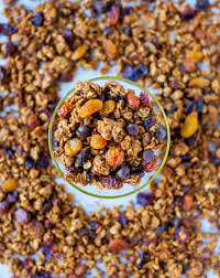 Pumpkin Spice Chex Mix With Candy Corn by Crock Pot Maple Pumpkin Spice Chex Mix Averie Cooks
