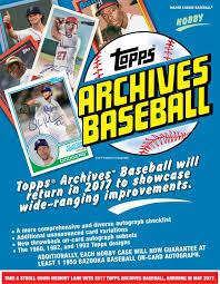 1993 Upper Deck Top Prospect Derek Jeter by 2017 Topps Archives Baseball Hobby 10 Box Case Da Card World