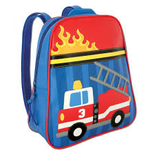 Stephen Joseph Boys Firetruck Backpack   EBay Stephen Joseph Go Bpack Persnoalized Kids Airdrie Emergency Servicesrisk Their Lives Rescue Save And Quilted Personalized Owl Ladybug Princess Emoji Fire Engine Lunch Bag Available In Many Colours Free Mister Gorilla Firetruck Evoc Acp 3l Photo Bag Bags Bpacks Motorcycle Blackevoc Truck Police Car First Responder Print Monogrammed School Wildkin Bpacks Sikes Childrens Shoes Shoe Store Bags Purses Apparatus Rubymtcroghan Volunteer Department Junior Bpack Redevoc Class