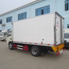 100 Small Box Trucks For Sale Dongfeng 5 Tons Refrigerator Truck Refrigerated