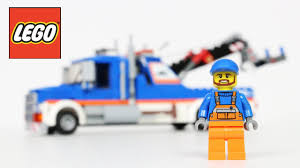 Tow Truck: Lego City Tow Truck