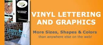 Storefront Sign Vinyl Window Graphics