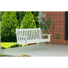 Home Depot Porch Cushions by Mills 3 Person Patio Yard Swing Home Depot Porch Chain Hanger