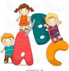 Outside Playground Clipart