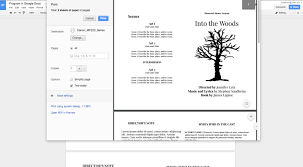 And Thats How You Create A Program In Google Docs
