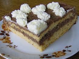 nougatsahne torte