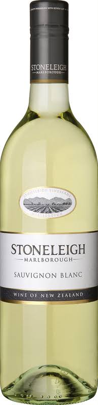 Stoneleigh Marlborough Sauvignon Blanc White Wine - New Zealand