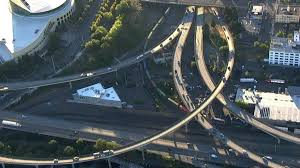 I-5/I-84 Ramp Closures Begin; Drivers Should Expect Long Delays On ... Californias Central Valley I5 Part 3 Professional Truckers Make Their Stops At Castaictruckstop Home Closeup Seattle Skylines And I90 Highway Traffic At Sunse What Are The Most Important Things You Look For In A Great Truck 20 Improvements Lead To More Traffic Through Philomath An Ode To Trucks Stops An Rv Howto For Staying Them Girl Semi Crash Causing Major Delays On Northbound Tacoma Q13 Truck Rollover Sunset Drive Bellingham The Get Proper Rest Deserve Our 24hr Drivers Lounge Equipped Dark Underbelly Of Pacific Standard Clines Corners Stop Travel Center New Mexico Youtube