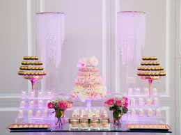 Simple And Modern Wedding Dessert Table Mondeliceblog