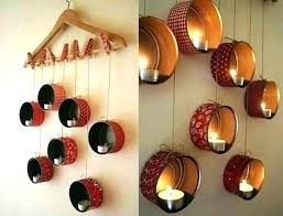 Home Decoration Material Recycled Decor Simple Materials For S