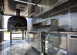 100 Build Food Truck Custom Brick Oven Pizza Cruising Kitchens