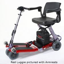 New 2015 Luggie Scooter Packages