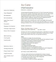 Senior Manager Resume Example Beautiful Management Templates Cv Template For Position
