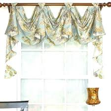 Curtain Valance Ideas Curtains And Valances Swag Love For Dining Room Shower