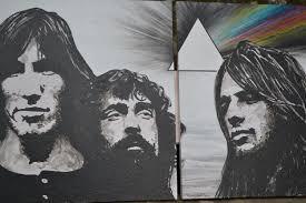 Boris Stampfli Paintings Pink Floyd