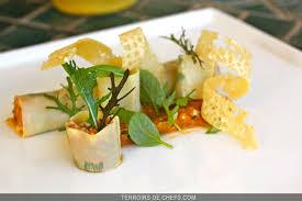 cuisine italienne gastronomique de potiron