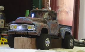 Current Build.53 F100 4x4 - On The Workbench: Pickups, Vans, SUVs ...